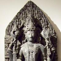 Balade au musée Guimet : Vishnu Vâsudeva