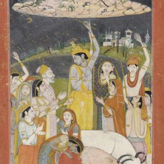 """Conférence à la Maison des Indes : """"Krishna et la séduction divine"""""""