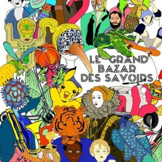 Grand Bazar des Savoirs